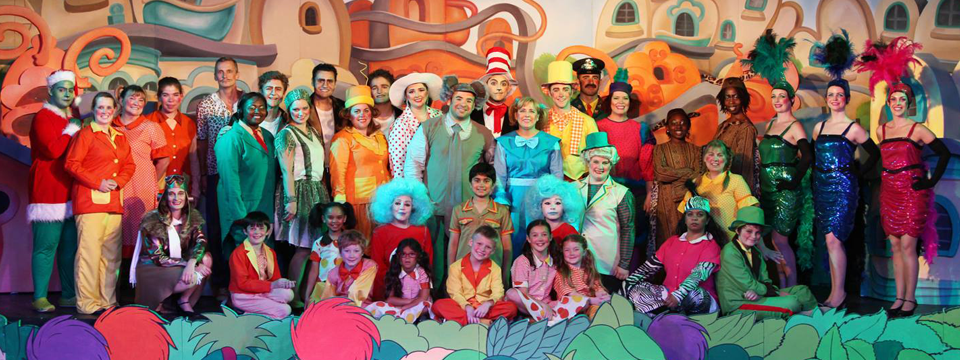 Seussical The Musical in Pictures