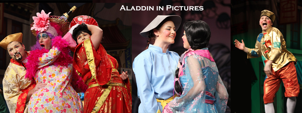 Aladdin in Pictures