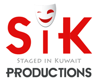 Staged In Kuwait Productions Mobile Logo