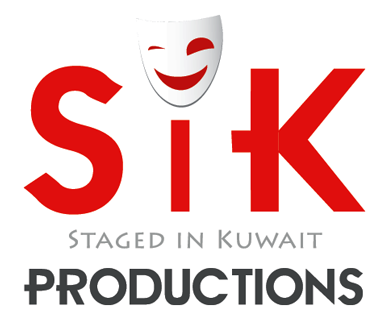 Staged In Kuwait Productions Retina Logo