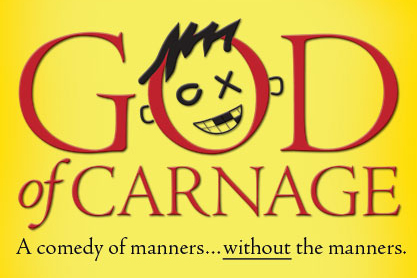 God of Carnage – Now Booking