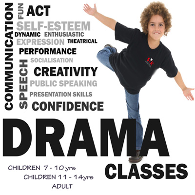Drama Classes for children and adults