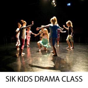 Kids Drama (7-10 yrs)