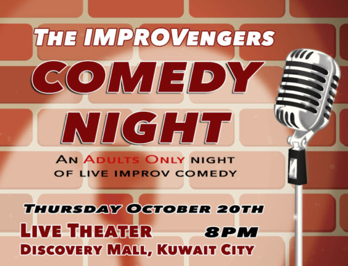 October COMEDY Night!