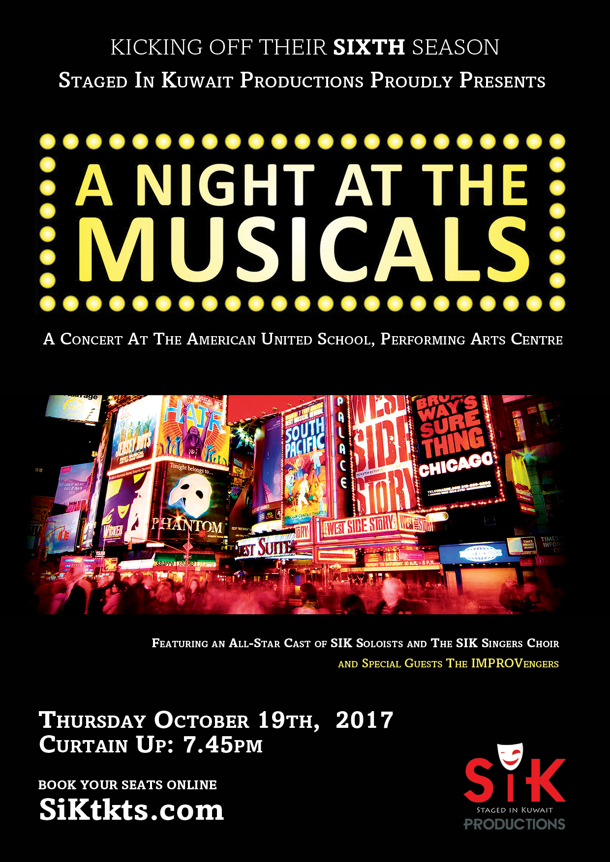 A Night of Musicals