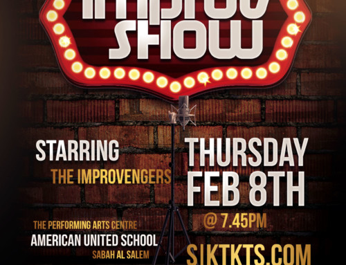 The IMPROVengers are back!