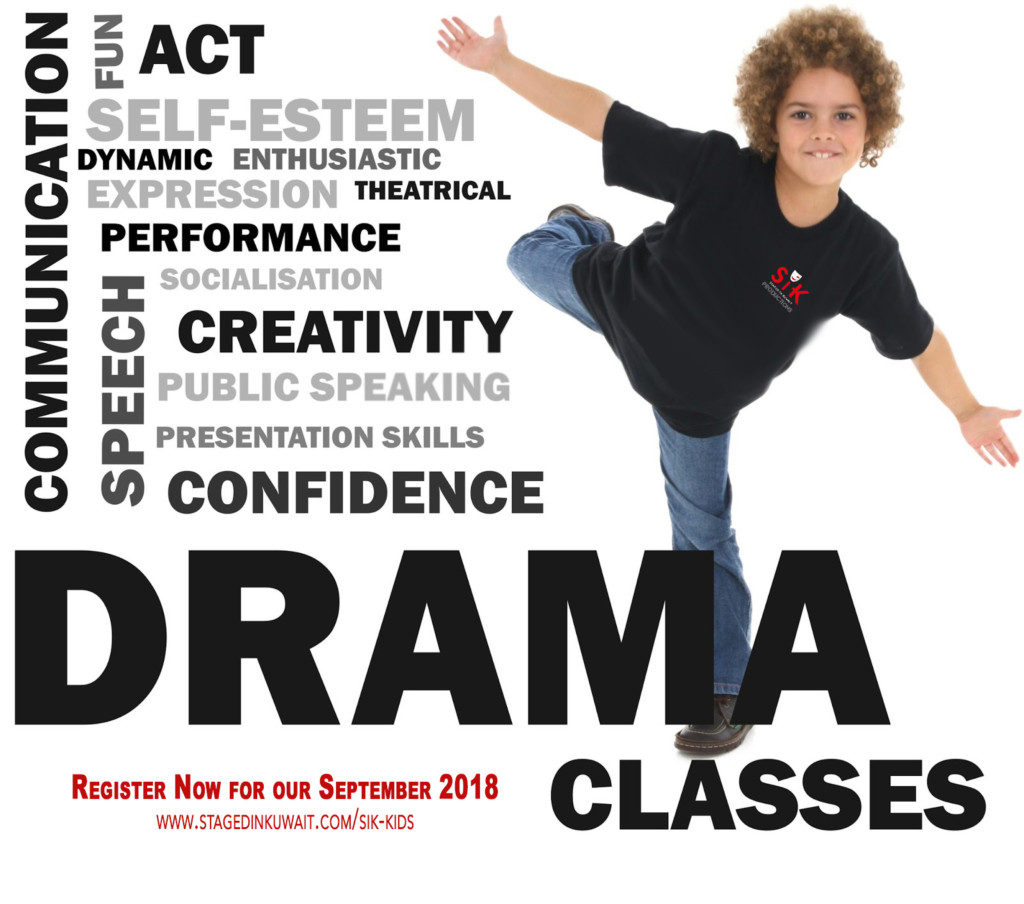 Drama Classes For Adults