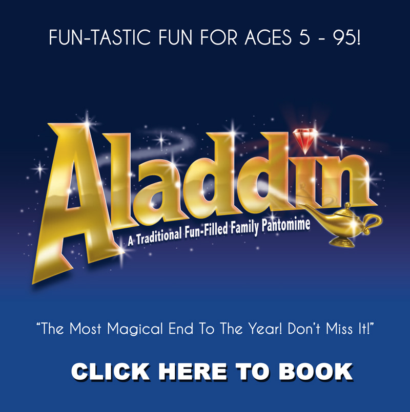 ALADDIN - Book Now!
