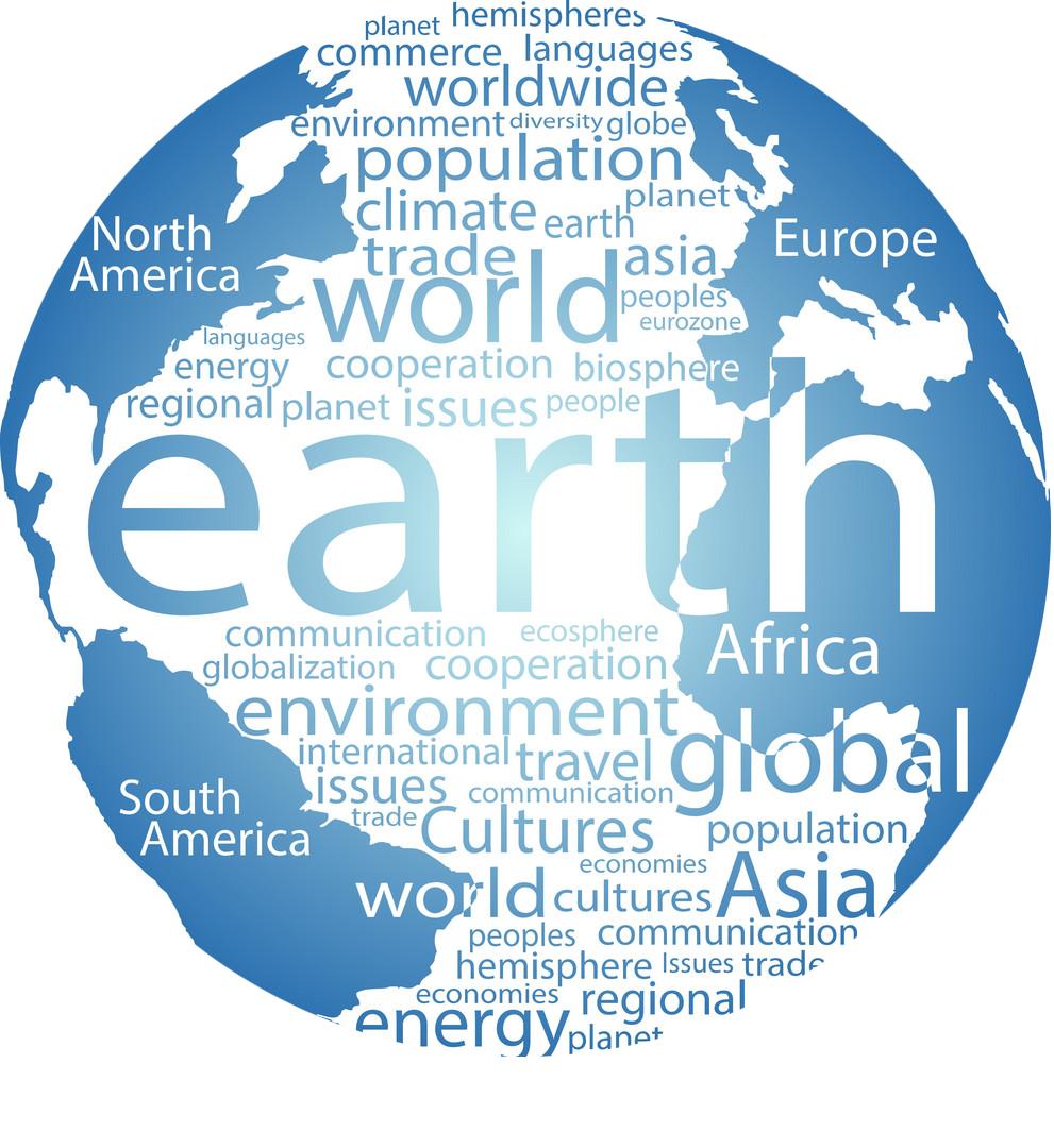 global-earth-world
