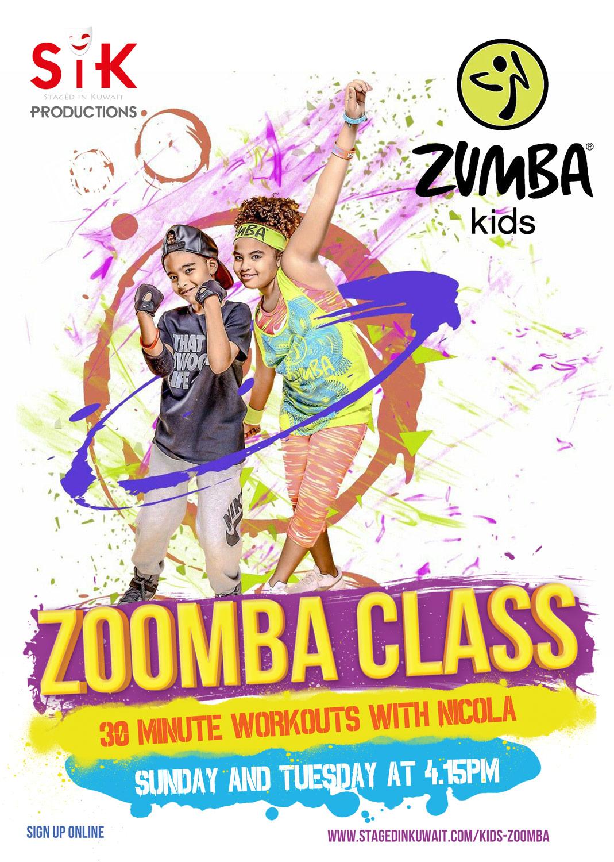 Kids-Zumba-Class
