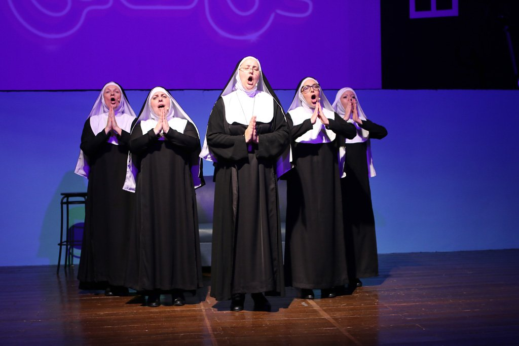 Nunsense in pictures