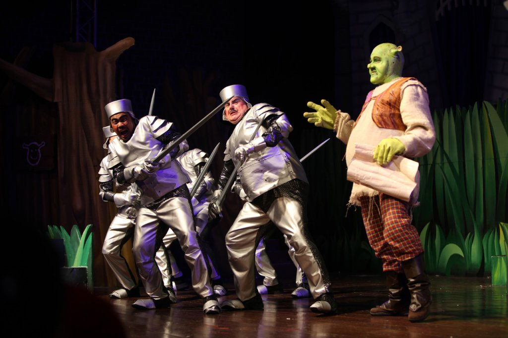 Shrek in Pictures